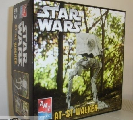 AT-ST Walker / 1:54 / AMT/Ertl