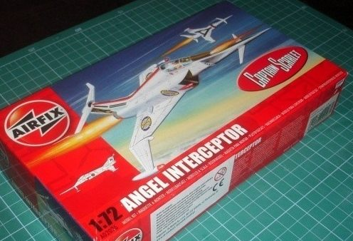 Angel Interceptor / 1:72 / Airfix