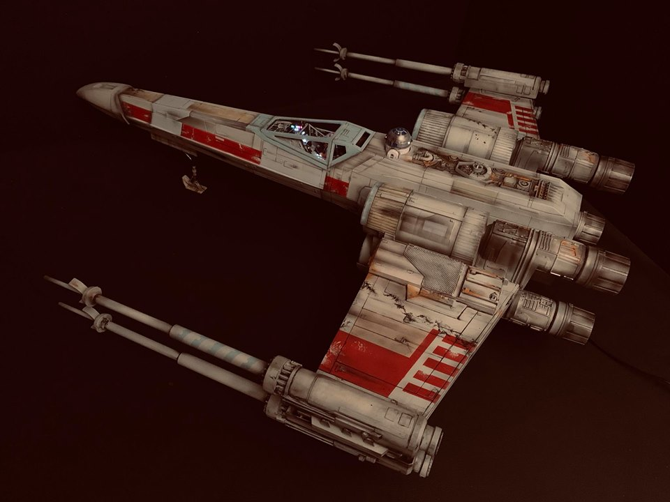X-Wing autor: Shades of Filth