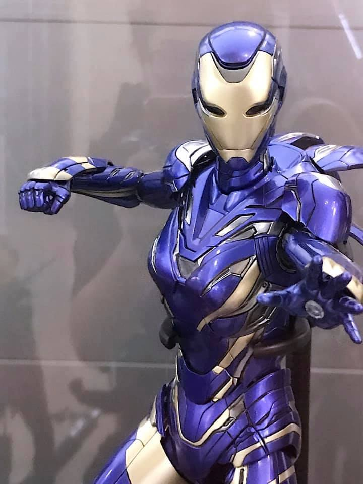 Avengers: Endgame – Resque suit od Hot Toys