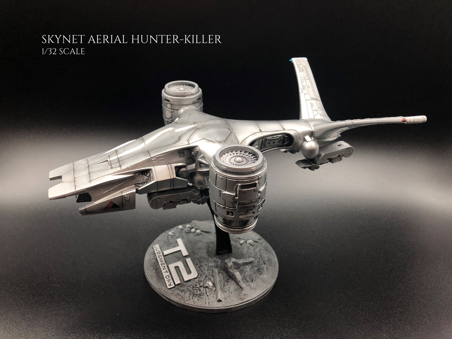 Skynet Hunter Killer (Pegasus Hobbies) autor: Wunji Lau