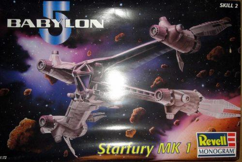 Starfury Mk. 1 / 1:72 / Revell/Monogram