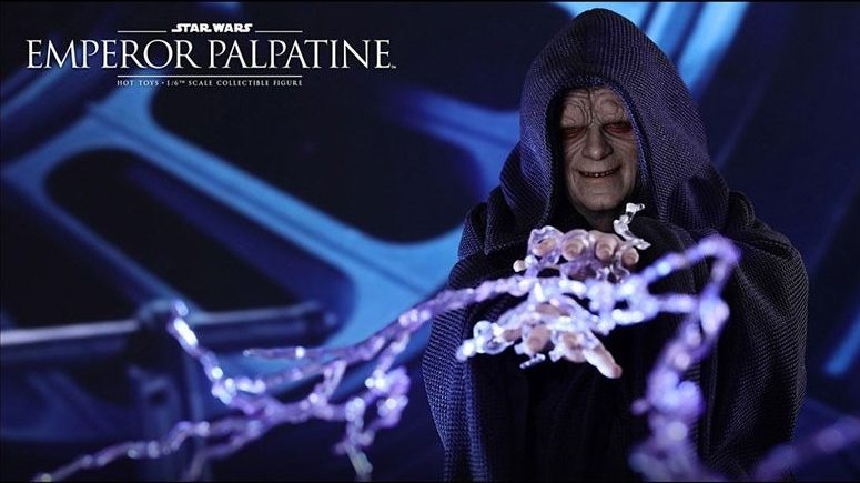 Imperator Palpatine – Return of the Jedi / 1:6 / Hot Toys