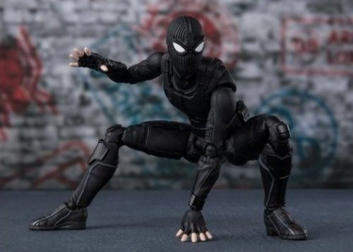 Spider-Man Stealth Suit / 1:12 / S.H. Figuarts