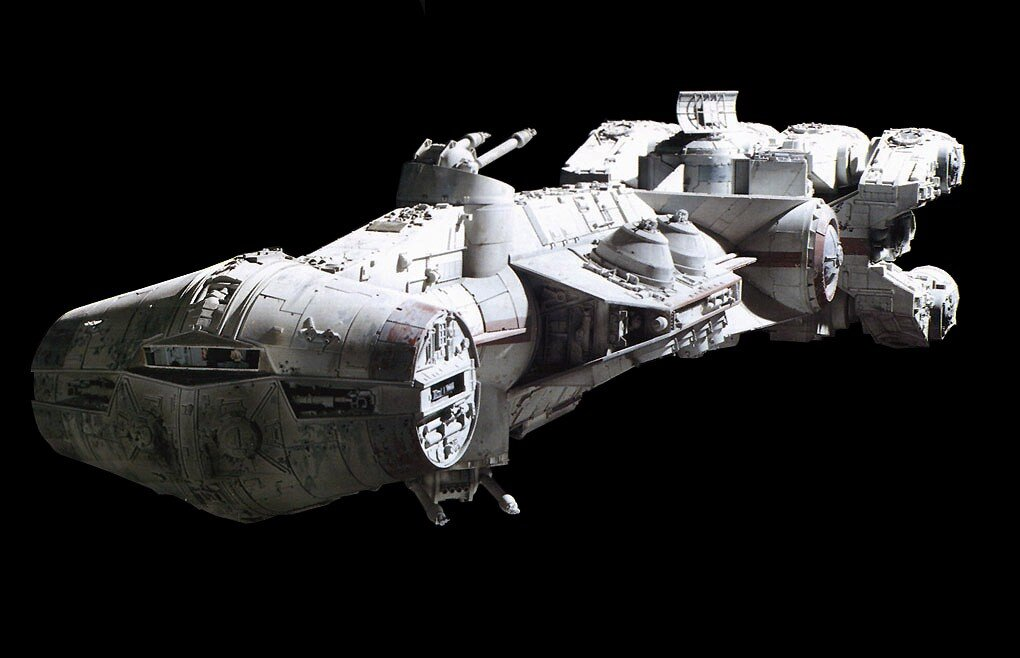 Metrowy Rebel Blockade Runner do nabycia / 1:150 / Korbanth