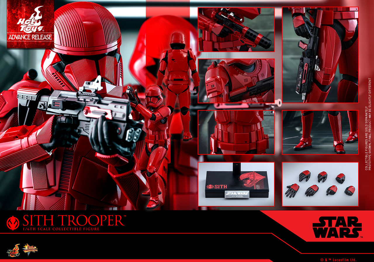 Sith Trooper – San Diego Comic Con / 1:9 / Hot Toys, Hasbro