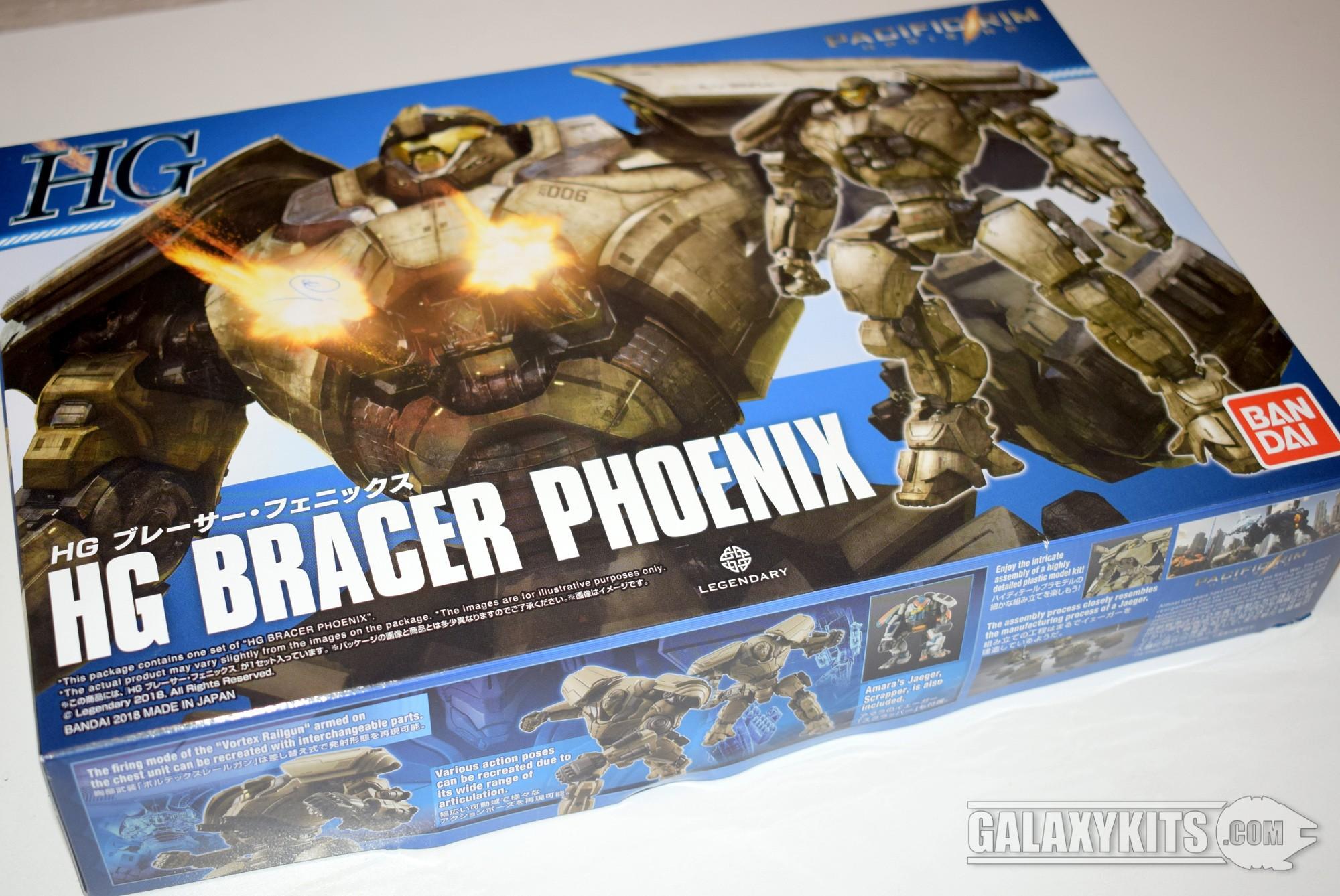 HG Bracer Phoenix – Pacific Rim: Uprising / 1:144 / Bandai