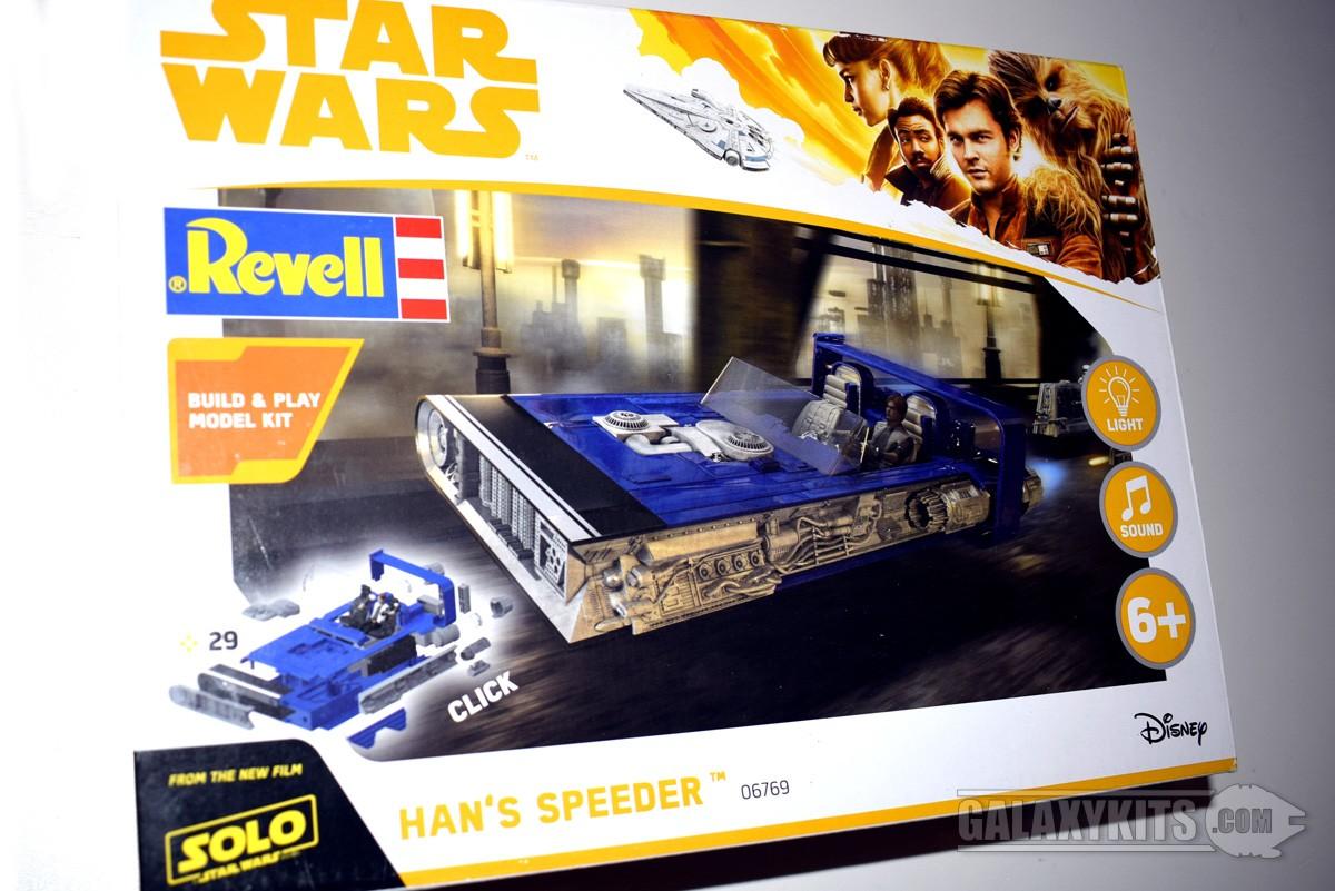 Han's Speeder / 1:28 / Revell
