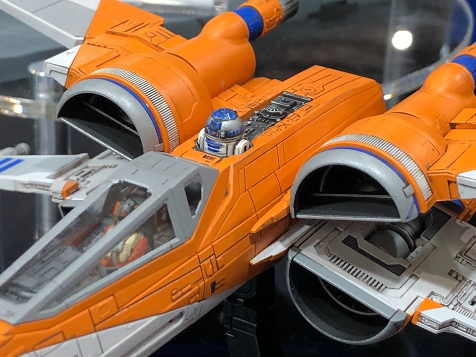 Nowe modele Bandai z filmu Star Wars: Skywalker.Odrodzenie – Update