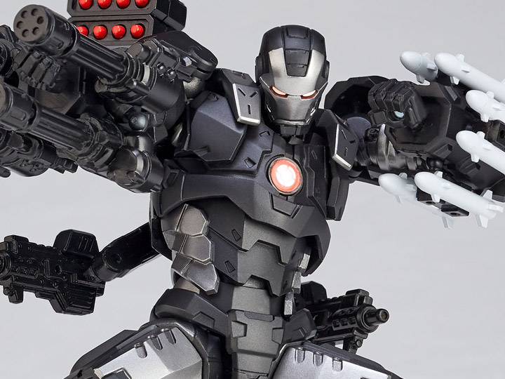 War Machine / 1:7 / Kaiyodo