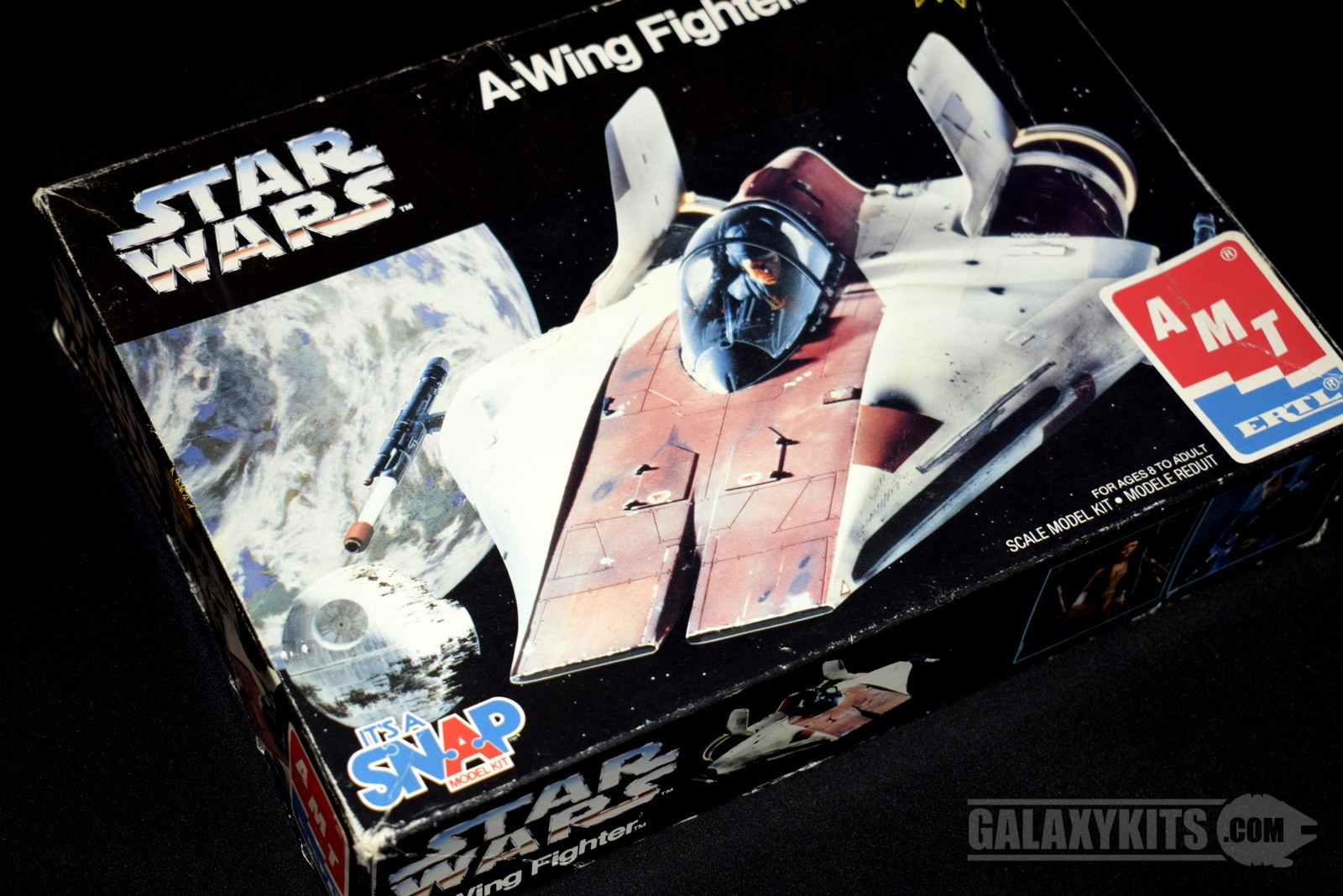 A-Wing Fighter / 1:48 / AMT/Ertl