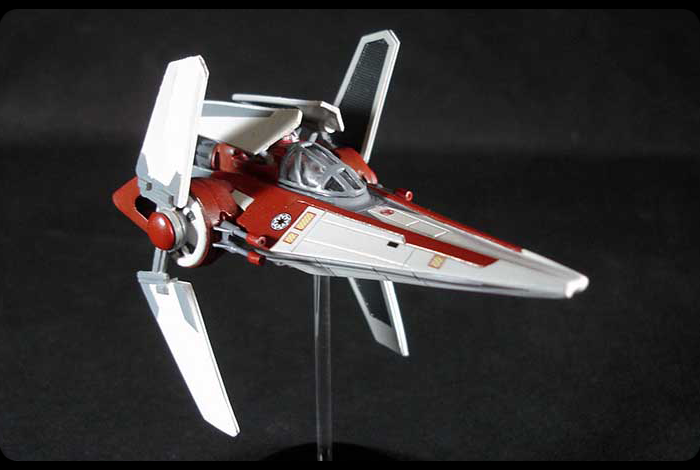 V-Wing Nimbus Fighter / 1:72 / Multi-Verse Models