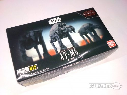AT-M6 / 1:550 / Bandai