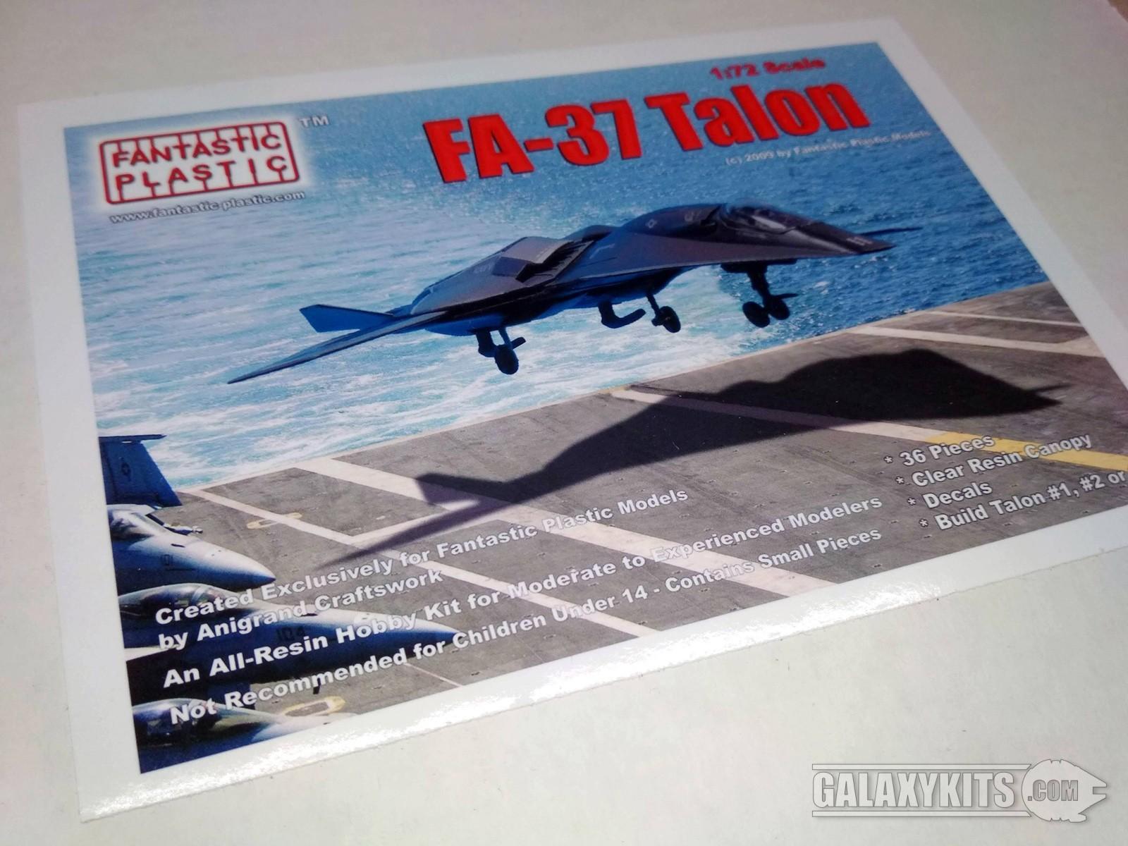 FA-37 Talon / 1:72 / Fantastic plastic/Anigrand