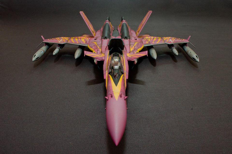 Sv-51y Hasegawa / 1:72  / autor: Karl Nualla