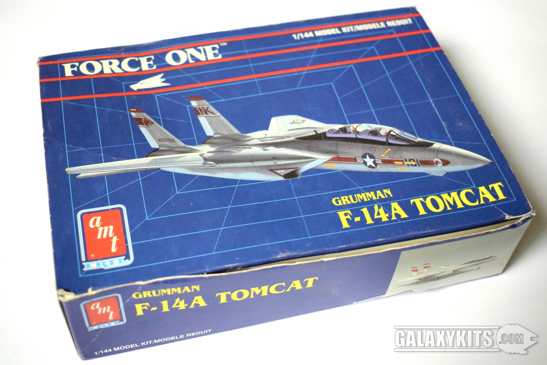 Grumman F-14A Tomcat Force One / 1:144 / AMT/Ertl