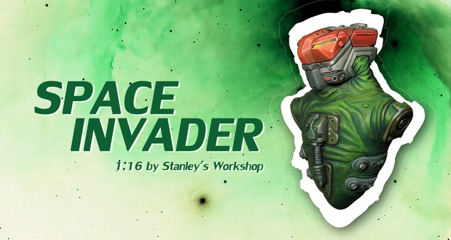 Space Invader / 1:16 / Stanley's Workshop