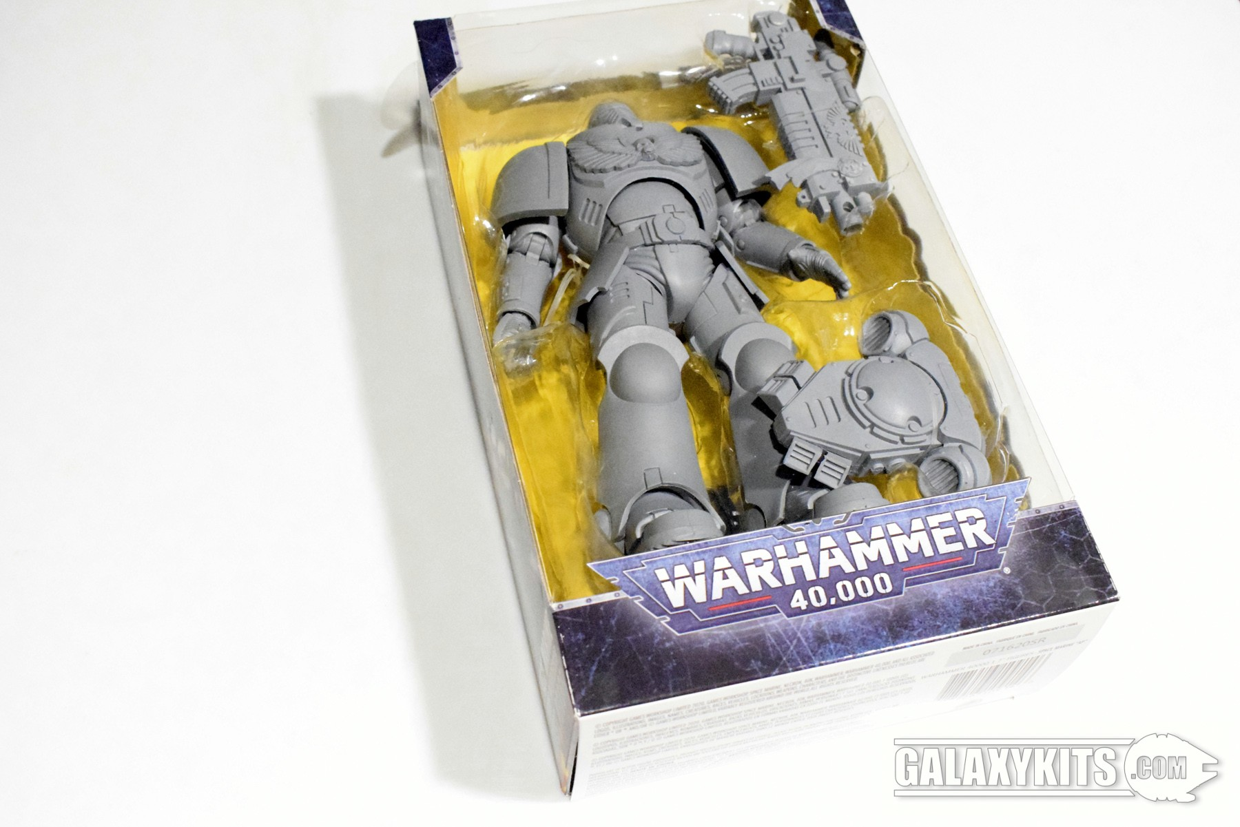 Space Marine Primaris Intercesor / 1:12 / McFarlane