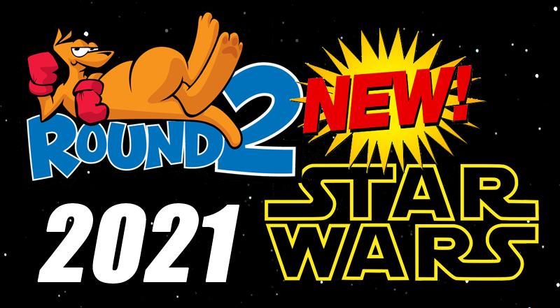 Round2Models wyda modele z serii Star Wars