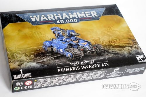 Space Marines Primaris Invader ATV / 28mm / Games Workshop