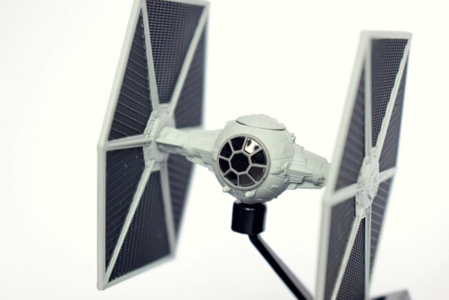Tie Fighter / 1:144 / F-Toys