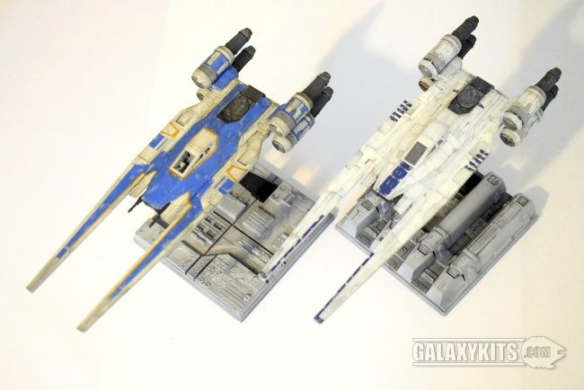 U-Wings / 1:144 / Bandai