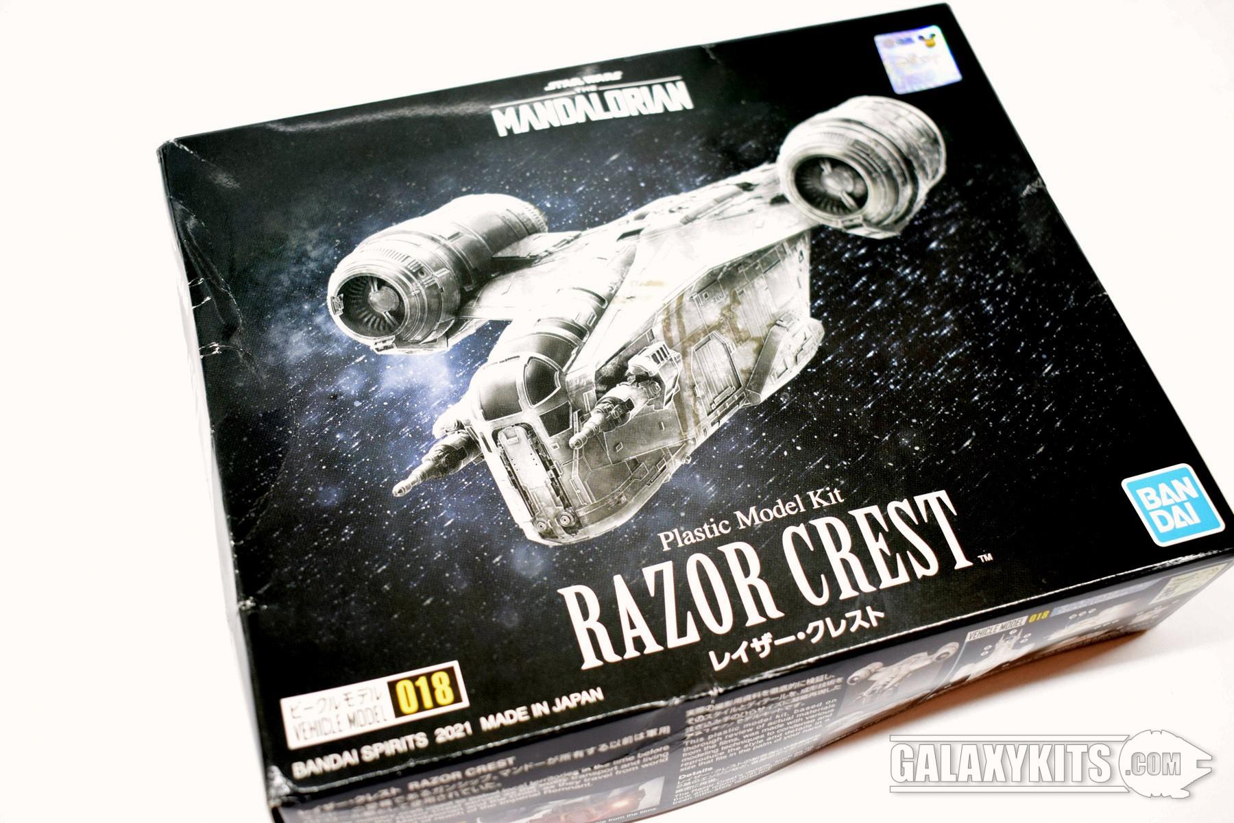 Razor Crest (The Mandalorian) / 1:228 / Bandai